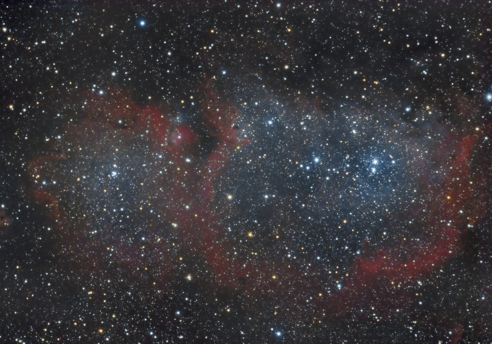 Soul nebula & cassiopeia wide field