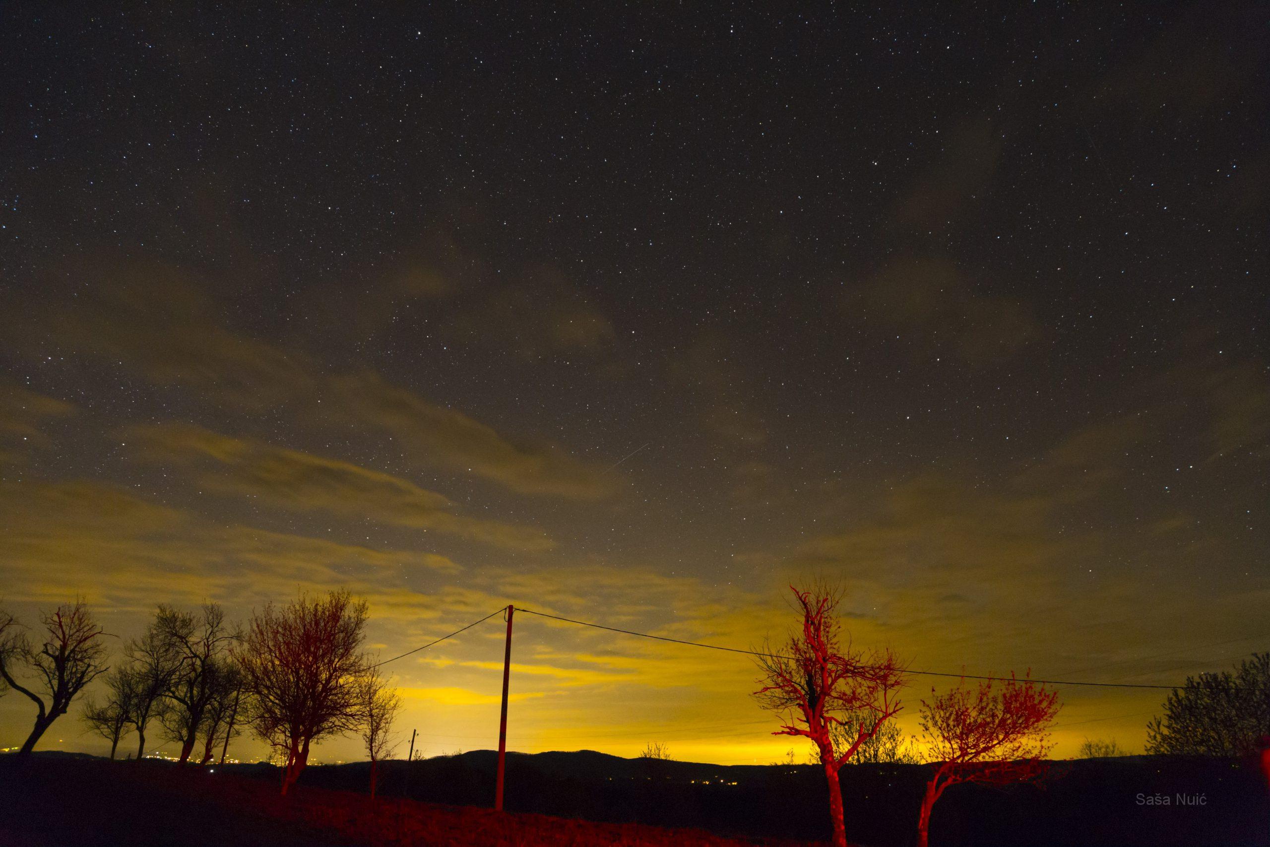 Potraga za tamnim nebom – prostor između Karlovca i Slunja