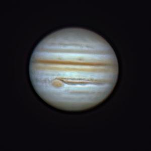 Jupiter i saturn. 16.8.2021